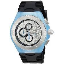 Technomarine Men's TM-115192 Cruise JellyFish Quartz Silver Dial Watch