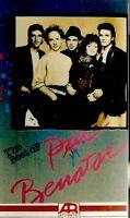 Pat Benatar .. The Best Of. Import Cassette Tape
