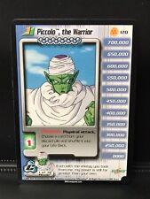 Dbz Ccg Piccolo The Warrior Lv1 Starter Rare 170 Cell Saga Dragon Ball Z Score