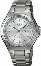 New!! CASIO LINEAGE LIN-171J-7AJF Titanium Analog Silver Men's Watch from Japan