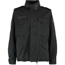 Ralph Lauren DENIM & SUPPLY Men's Black Field Denim Jacket, Large, RRP £200