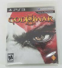 God of War III (Sony PlayStation 3 PS3, 2010) Complete CIB EUC