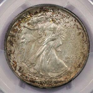 1943-D 1943 Walking Liberty Half Dollar 50C PCGS MS66