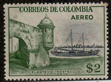 Colombia,Scott#C250,2p,MH