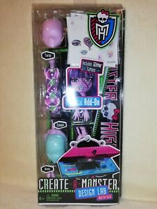 Monster High Create A Monster Mystical Add On Pack 2012 BNIB. EXTRA FUN OPTIONS!