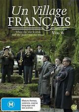 Un Village Francais Vol.6 NEW R4 DVD