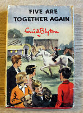 Enid Blyton Antiquarian & Collectable Books Cloth
