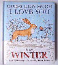 GUESS HOW MUCH I LOVE YOU IN THE WINTER WRITTEN BY SAM MCBRATNEY BOARD BOOK 2012