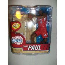 Chris Paul L.A. Stars - VARIANT NBA Series 21 McFarlane - Clippers - Red