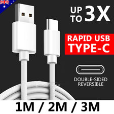 1-3x Charging USB Type C Cable USB-C Type-C Data Sync Charger for Samsung S9/S8