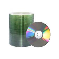 100 CD-R JVC Taiyo Yuden Shiny Silver T52040 Made in Taiwan Shrink Wrap