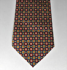 Cheap and cheerful tie floral check Carolina Trading Co