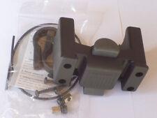 Rixen & Kaul Klickfix Lenkeradapter 22-26 mm Adapter schwarz-grau