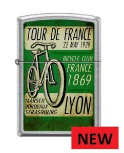 VERY RARE TOUR DE FRANCE BICYCLE 19029   ZIPPO LIGHTER    U K  SHIPPING.........