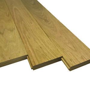Solid Oak Floor Board Tongue & Groove Prime American White Oak Flooring