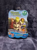 VTECH VSmile Smartridge SHREK the Third Cartridge 4-6 years NEW Sealed
