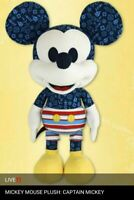 Disney Year Of The Mouse August Plush Captain Mickey Limited Edition in hand