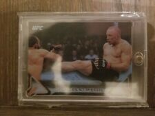 2016 Topps UFC Knockout Georges St Pierre 1/1