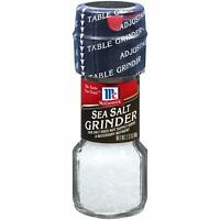 McCormick Sea Salt Grinder 2.12 OZ, Exp. 11/2021