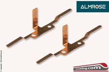 ALMROSE 40003/P2 - Linguette lamelle prendi corrente tipo 3 - 2 pezzi