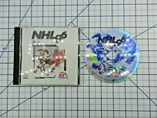 NHL 96 Hockey EA Sports Pioneer PC CD-ROM Vintage Game Software - Tested Working