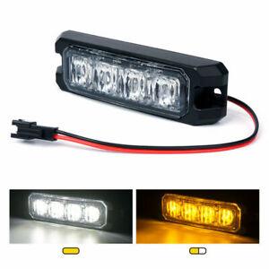 """Xprite 4"""" 5"""" LED Rooftop Strobe Lights Repalement Kit Flashing Blinking Light"""