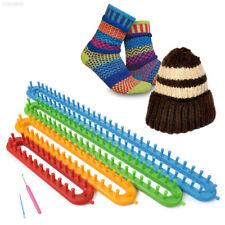 4 Size Quality Plastic DIY Scarf Shawl Hat Yarn Knitter Knifty Knitting Loom