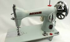 Heavy Duty Semi Industrial Novum Sewing Machine + New Motor & Foot Control