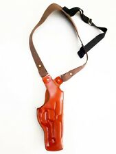 Vertical Leather Shoulder Holster Smith & Wesson S&W 5906