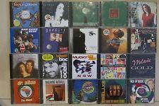 CD Sammlung: 68x Super Pop CDs, Prince, Soraya, Gianna Nannini uvm. *TOP*