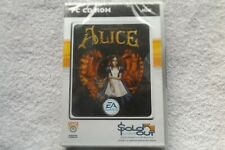 AMERICAN McGEE'S ALICE PC CD-ROM FAST POST ( brand new & security tag sealed )