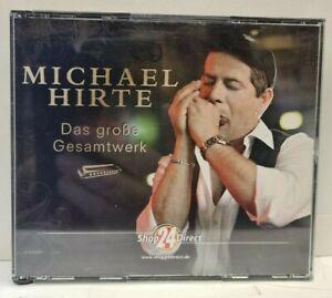 CD-Box (4 CDs)  Michael Hirte - Das große Gesamtwerk