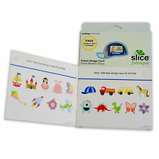 SLICE FABRIQUE TO-DO KIT SCHEDA SD PLAYTIME (TEMA BABY BAMBINI)