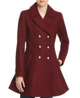 Laundry By Shelli Segal Military Coat/ Jacket Size S