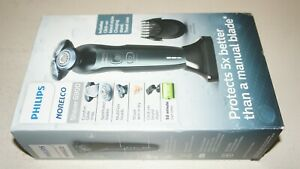 New Philips Norelco 6900 Wet/dry Cordless Rechargeable Electric Shaver in Blue