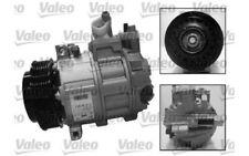VALEO Compresor, aire acondicionado MERCEDES-BENZ CLASE C CLK 813137
