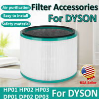 Hepa Filter For Dyson DP01 HP02 HP00 HP01 Pure Cool Link Hot Cold Air Cleaner