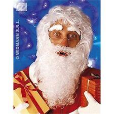 Parrucche e barbe Natale Widmann sintetico per carnevale e teatro