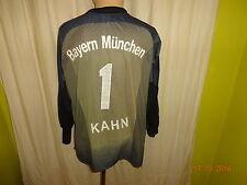 "Bayern MONACO ADIDAS MAGLIA PORTIERE 03/04"" - T --- mobile -"" + N. 1 KAHN TG S-M"