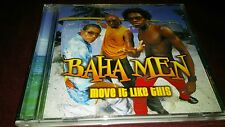Move It Like This by Baha Men (CD, Mar-2002, S-Curve (USA))