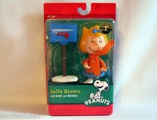 Peanuts Charlie Brown Christmas SALLY BROWN Figure! 2010 NEW