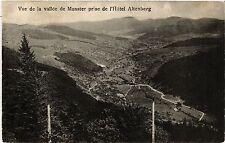 CPA Vue de la vallee de Munster prise de l'Hotel Altenberg (471690)