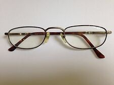 Persol 50/22 140 Italy Designer Eyeglass Frames Glasses tortoise