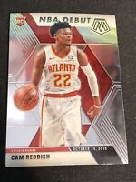 Cam Reddish 2019-20 Panini Mosaic Base NBA Debut #271 RC Atlanta Hawks Rookie
