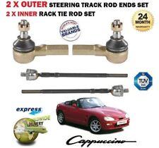 für Suzuki Cappuccino 1993->2 x Innere + 2 xouter Lenk Spur Stange