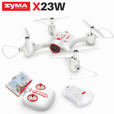 Syma X23W FPV Wifi RC Drone HD Camera Quadcopter Toy APP Control Helicopter Gift