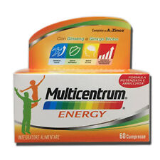 Multicentrum Energy Integratore Multivitaminico 60 Capsule