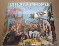 VILLAGE PEOPLE - Go West - Casablanca NBLP 7144 SEALED
