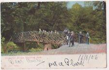 Coronation Bridge Wanstead Park Essex 1906 Postcard, B739