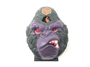 MM Mighty Max Gorilla Head Ape Miniature Mini Playset
